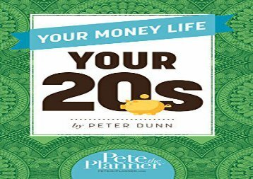 [+]The best book of the month Your Money Life: Your 20s  [READ]