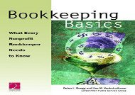 [+][PDF] TOP TREND Bookkeeping Basics: What Every Nonprofit Bookkeeper Needs to Know  [FREE]
