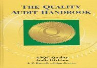 [+]The best book of the month The Quality Audit Handbook  [DOWNLOAD]
