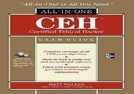 [+]The best book of the month CEH Certified Ethical Hacker All-in-One Exam Guide  [FREE]
