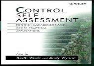 [+][PDF] TOP TREND Control Self Assessment : For Risk Management and Other Practical Applications  [NEWS]