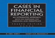 [+][PDF] TOP TREND Cases in Financial Reporting: An Integrated Approach with an Emphasis on Earnings and Persistence  [FULL]