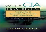[+]The best book of the month Wiley CIA Exam Review: Conducting the Internal Audit Engagement (Wiley CIA Exam Review Series)  [READ]