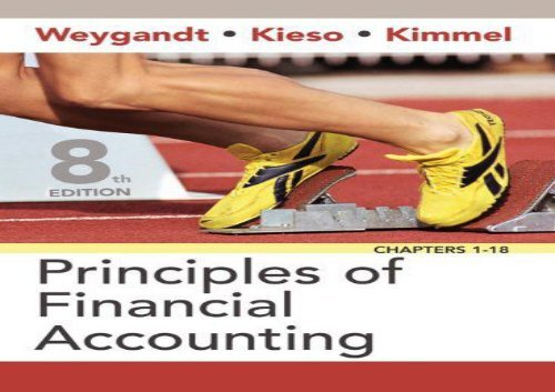 [+][PDF] TOP TREND Principles of Financial Accounting: Chapters 1-19  [FREE]