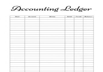pdf top trend two column ledger columnar pad accounting ledger