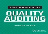 [+][PDF] TOP TREND The Basics of Quality Auditing  [NEWS]