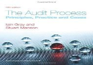 [+]The best book of the month The Audit Process: Principles, Practice and Cases  [READ]