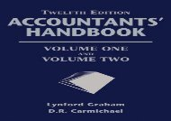 [+]The best book of the month Accountants  Handbook: 2 Volume Set  [READ]