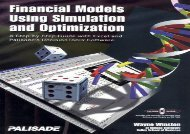 [+]The best book of the month Financial Models Using Simulation and Optimization: A Step-By-Step Guide with Excel and Palisade s Decision Tools Software with CDROM  [READ]