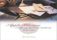 [+][PDF] TOP TREND Apple Blossom Cologne Company: Audit Case  [FULL]