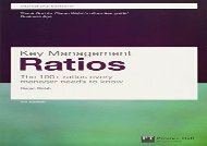 [+]The best book of the month Key Management Ratios (Financial Times Series)  [NEWS]