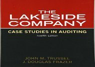 [+]The best book of the month Lakeside Company: Case Studies in Auditing  [NEWS]