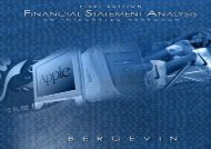 [+][PDF] TOP TREND Financial Statement Analysis: An Integrated Approach  [READ]