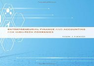 [+][PDF] TOP TREND Entrepreneurial Finance and Accounting for High-Tech Companies (The MIT Press)  [NEWS]