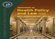 [+]The best book of the month Essentials of Health Policy   Law [PDF]
