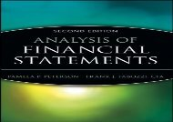 [+]The best book of the month Analysis of Financial Statements (Frank J. Fabozzi Series) [PDF]