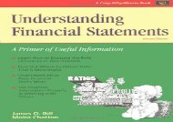 [+]The best book of the month Understanding Financial Statements: A Primer of Useful Information (50-Minute Series) [PDF]