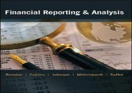 [+][PDF] TOP TREND Financial Reporting and Analysis  [FREE]