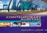 [+]The best book of the month Contemporary Auditing: Real Issues and Cases  [FREE]