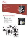 EP5 Electropneumatic positioner - PMV Positioners - Page 2