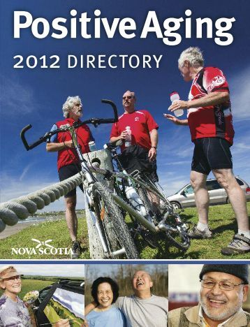 Positive Aging Directory - For Youth