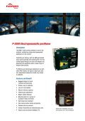 P-2000 Electropneumatic positioner - PMV Positioners - Page 2