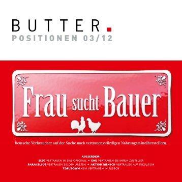 POSITIONEN 03/12 - Butter