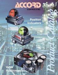 Position Indicators Valve Positioners - Flowserve Corporation