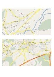 Anfahrtsplan Ternitz - ATOS