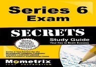[+][PDF] TOP TREND Series 6 Exam Secrets Study Guide: Series 6 Test Review for the Investment Company Products/Variable Contracts Limited Representative Qualification Exam  [DOWNLOAD]