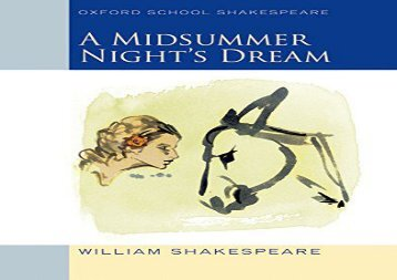 [+]The best book of the month Oxford School Shakespeare: Midsummer Night s Dream  [DOWNLOAD]