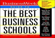 [+][PDF] TOP TREND BusinessWeek Guide to the Best Business Schools  [DOWNLOAD]