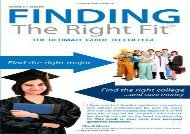 [+][PDF] TOP TREND Finding the Right Fit: The Ultimate Guide to College  [FREE]