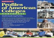 [+]The best book of the month Profiles of American Colleges, Northeast (Barron s Profiles of American Colleges: The Northeast)  [READ]