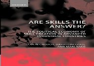 [+][PDF] TOP TREND Are Skills the Answer?: The Political Economy of Skill Creation in Advanced Industrial Countries  [NEWS]