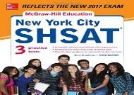 [+][PDF] TOP TREND McGraw-Hill Education New York City Shsat, Third Edition  [DOWNLOAD]
