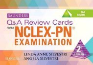 [+][PDF] TOP TREND Saunders Q A Review Cards for the NCLEX-PN Examination, 2e  [FREE]
