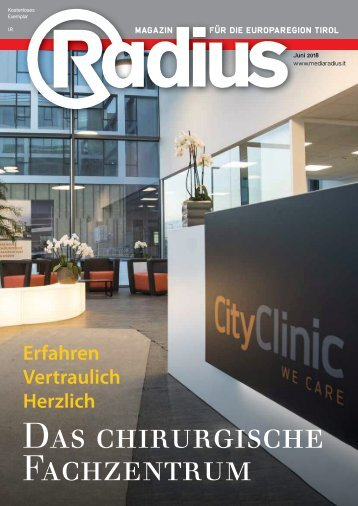 Radius City Clinic 2018