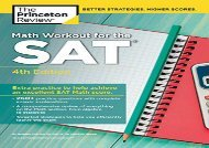[+]The best book of the month Math Workout for the SAT (College Test Prep)  [READ]