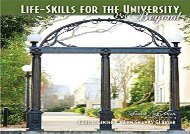 [+][PDF] TOP TREND Life-Skills for the University and Beyond  [NEWS]