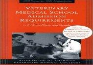[+][PDF] TOP TREND Veterinary Medical School (Veterinary Medical School Admission Requirements)  [FREE]