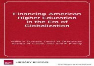 [+]The best book of the month Financing American Higher Education in the Era of Globalization  [FULL]