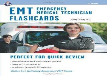[+]The best book of the month EMT Flashcard Book (EMT Test Preparation)  [FREE]
