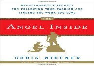 [+]The best book of the month The Angel Inside: Michelangelo s Secrets for Following Your Passion and Finding the Work You Love  [DOWNLOAD]