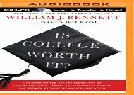 [+][PDF] TOP TREND Is College Worth It?: A Former United States Secretary of Education and a Liberal Arts Graduate Expose the Broken Promise of Higher Educatio  [FULL]