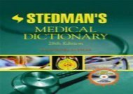 [+][PDF] TOP TREND Stedman s Medical Dictionary [PDF]