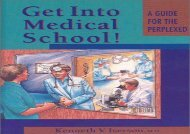 [+]The best book of the month Get into Medical School!: A Guide for the Perplexed [PDF]