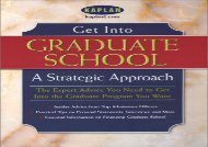 [+][PDF] TOP TREND Get into Graduate School: A Strategic Approach  [FULL]