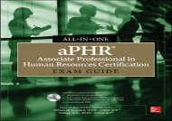 [+][PDF] TOP TREND aPHR Associate Professional in Human Resources Certification All-in-One Exam Guide [PDF]