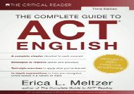 [+][PDF] TOP TREND The Complete Guide to ACT English, 3rd Edition  [FREE]